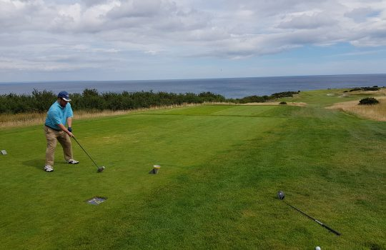 Book your golf concierge tour of Scotland for 2021