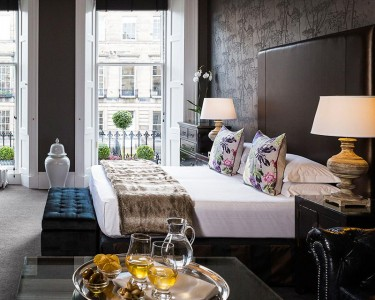 Nira Caledonia Edinburgh Hotel Room